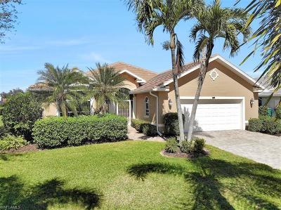 Naples Single Family Home For Sale: 4483 Dunlin Ct