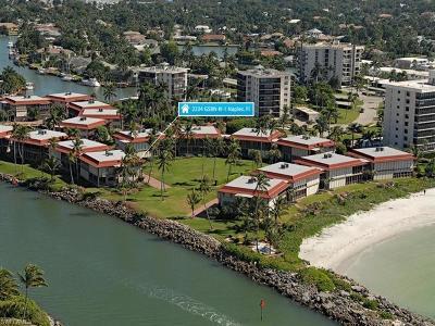 Naples Condo/Townhouse For Sale: 2234 N Gulf Shore Blvd #I1