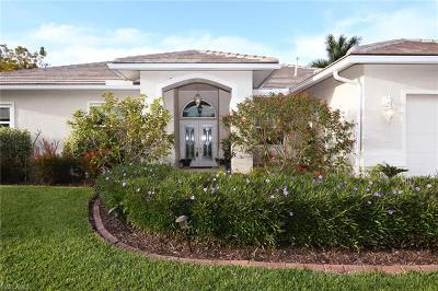 Naples Single Family Home For Sale: 355 Saint Andrews Blvd