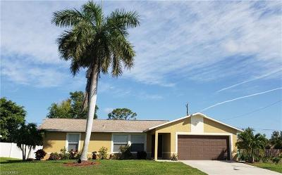 Cape Coral Single Family Home For Sale: 1207 SW 29th St