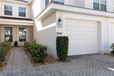 Fort Myers Condo/Townhouse For Sale: 11610 Navarro Way #2302