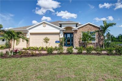 Cape Coral Single Family Home For Sale: 2490 Cagunas Ct