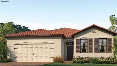 Cape Coral Single Family Home For Sale: 3110 Amadora Cir