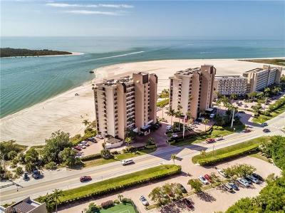Fort Myers Beach Condo/Townhouse For Sale: 8400 Estero Blvd #503