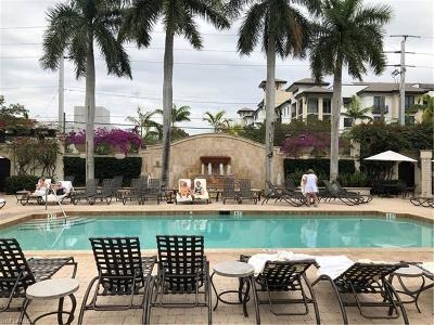 Naples Condo/Townhouse For Sale: 221 S 9th St #213
