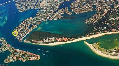 Marco Island Condo/Townhouse For Sale: 850 Palm St #D7