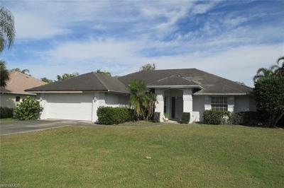 Naples Single Family Home For Sale: 512 Raven Way