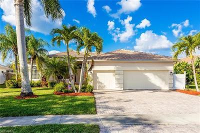 Naples Single Family Home For Sale: 1091 Port Orange Way