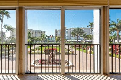 Condo/Townhouse For Sale: 3430 N Gulf Shore Blvd #2H