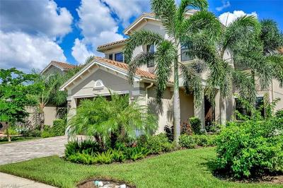 Naples Single Family Home For Sale: 3385 Baltic Dr