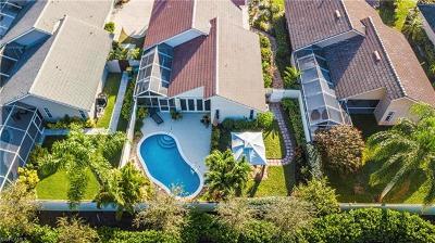 Naples Single Family Home For Sale: 11059 Linnet Ln