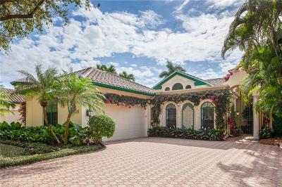 Single Family Home For Sale: 7999 Vizcaya Way