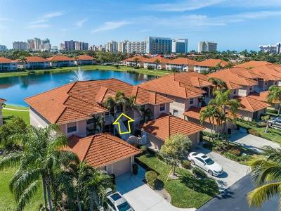Marco Island Condo/Townhouse For Sale: 610 Club Marco Cir #202