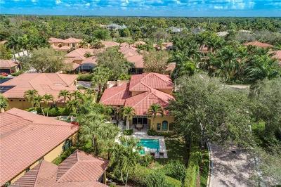Naples FL Single Family Home For Sale: $1,079,000
