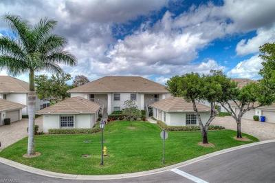 Estero Condo/Townhouse For Sale: 8291 Grand Palm Dr #4