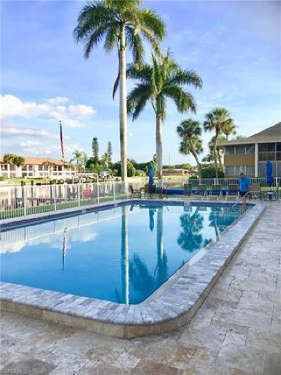 Cape Coral Condo/Townhouse For Sale: 4613 SE 5th Ave #101