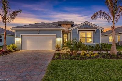 Naples Single Family Home For Sale: 14699 Stillwater Way