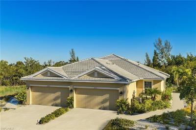 Fort Myers Single Family Home For Sale: 10413 Santiva Way #1008