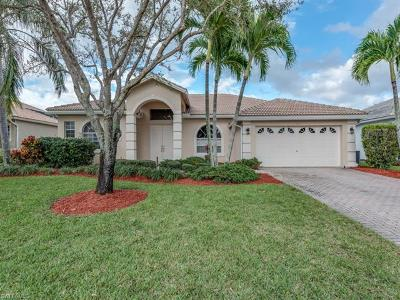 Naples Single Family Home For Sale: 934 Tropical Bay Ct