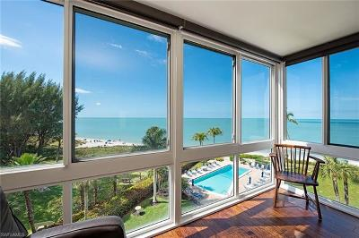 Naples Condo/Townhouse For Sale: 2121 N Gulf Shore Blvd #406