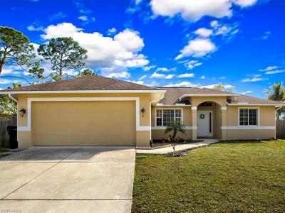Fort Myers Single Family Home For Sale: 9058 Henry Rd
