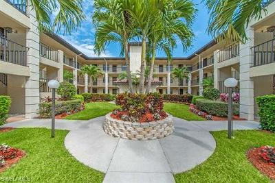 Naples Condo/Townhouse For Sale: 219 Fox Glen Dr #1105