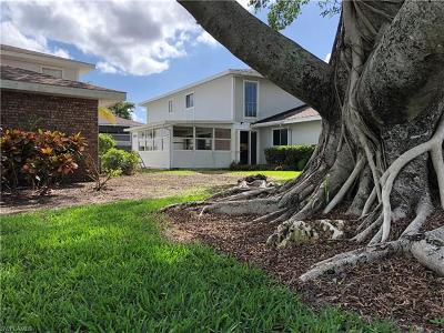 Fort Myers Condo/Townhouse For Sale: 3277 Royal Canadian Trce #2