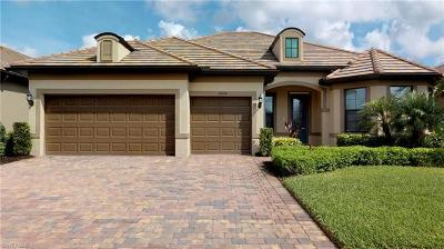 Naples Single Family Home For Sale: 7530 Geranium Way