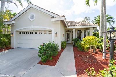 Naples Single Family Home For Sale: 5048 Fairhaven Ln