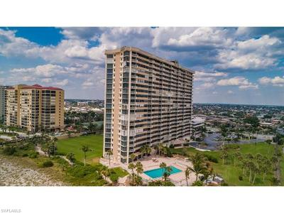 Gulfview Apts Of Marco Island Condo/Townhouse For Sale: 58 N Collier Blvd #1011
