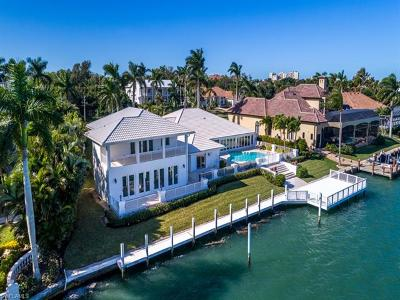 Marco Island Single Family Home For Sale: 1680 N Copeland Dr