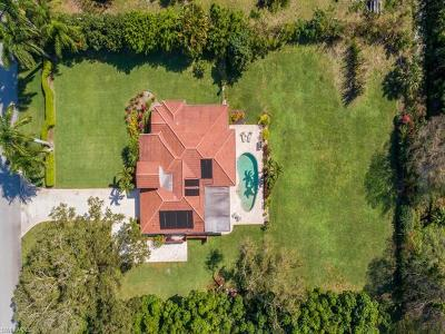 Naples Single Family Home For Sale: 1190 Silver Sands Ave