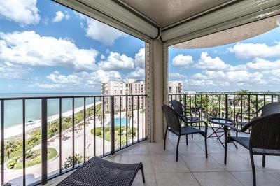 Condo/Townhouse For Sale: 3115 N Gulf Shore Blvd #609S