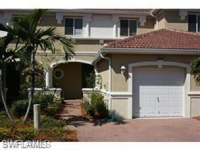 Fort Myers Condo/Townhouse For Sale: 17570 Brickstone Loop