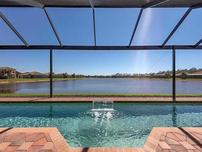 Naples Single Family Home For Sale: 2919 Cinnamon Bay Cir