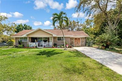 Bonita Springs Single Family Home For Sale: 26271 Bonita Grande Dr