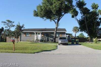 Naples Single Family Home For Sale: 2469 Florida Ave