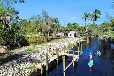 Bonita Springs Residential Lots & Land For Sale: 10720 Goodwin St