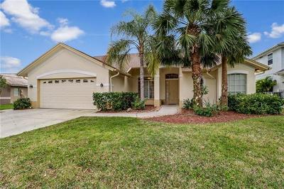 Naples Single Family Home For Sale: 1060 Hidden Harbour Dr