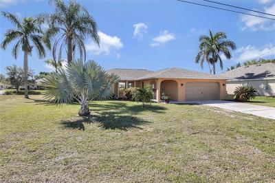 Cape Coral Single Family Home For Sale: 1112 SE 5th Ter