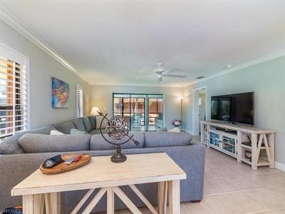 Marco Island Condo/Townhouse For Sale: 900 Huron Ct #C3
