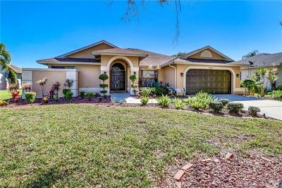 Fort Myers Single Family Home For Sale: 19303 Pine Glen Dr