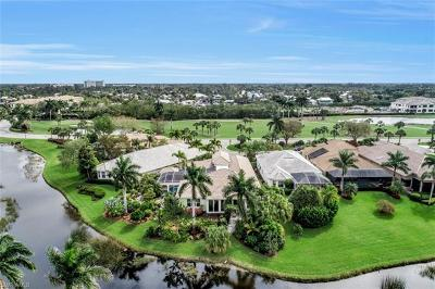 Naples Single Family Home For Sale: 3284 Lookout Ln