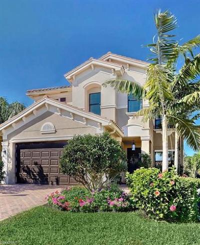 Naples Single Family Home For Sale: 13524 Mandarin Cir