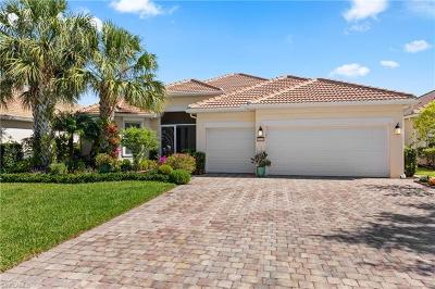 Bonita Springs Single Family Home For Sale: 15054 Cuberra Ln
