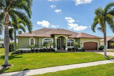 Marco Island Single Family Home For Sale: 1263 6th Ave