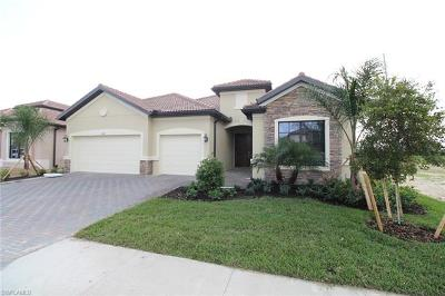 Fort Myers Single Family Home For Sale: 10917 Pistoia Dr