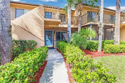 Naples Condo/Townhouse For Sale: 4140 Looking Glass Ln #3809