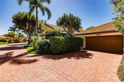 Single Family Home For Sale: 557 Bay Villas Ln #95