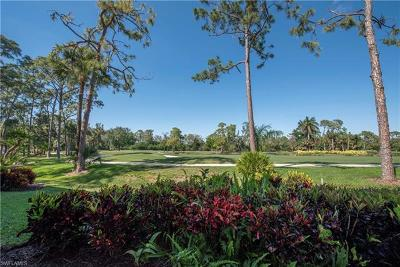 Naples Condo/Townhouse For Sale: 1514 Wildwood Ln #1514